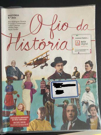Manual História 9 ANO
