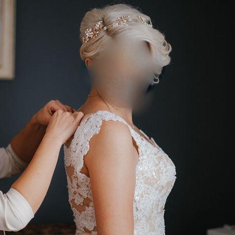 Suknia ślubna - bardzo dobry stan