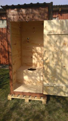 Ogrodowa toaleta