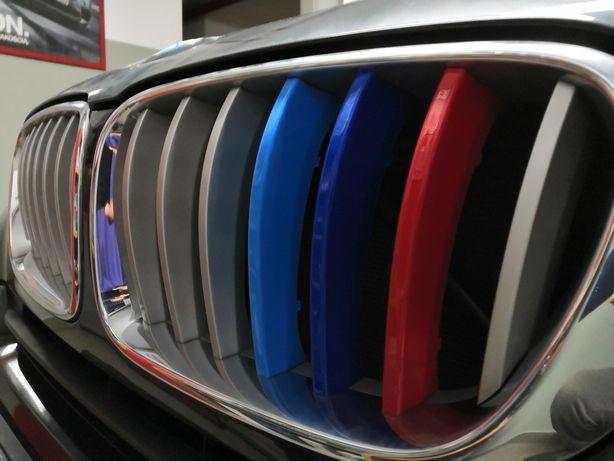 Nakładki M Power BMW X3 X4