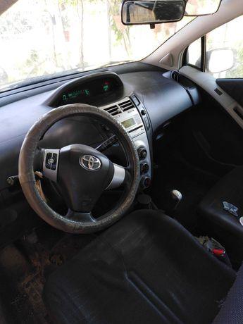Toyota yaris, conforto, comodidade e segurança, é uma grande máquina.