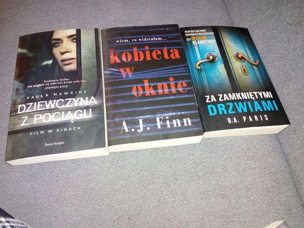 Trzy ksiazki