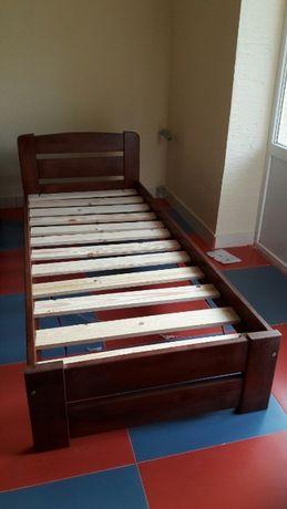 деревянная 90х200.Эко Кровать одно*спальная!