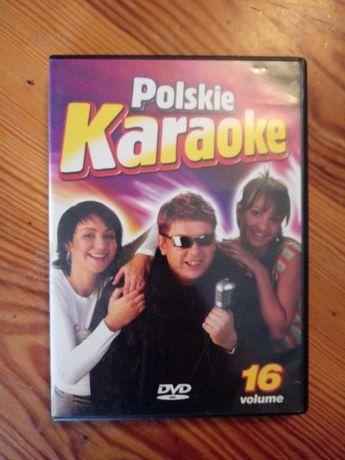 Polskie karaoke DVD