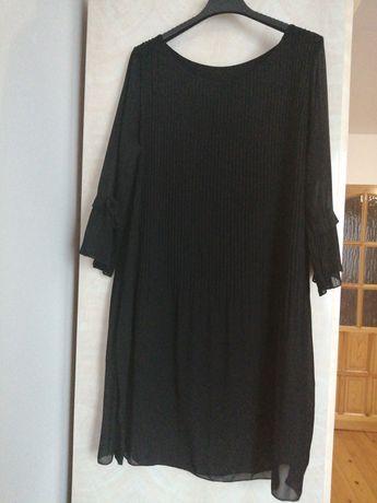 Sukienka czarna 42