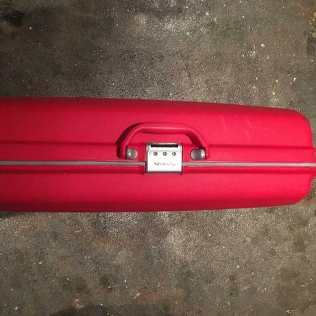 Mala de viagem  - SAMSONITE ( vermelha)