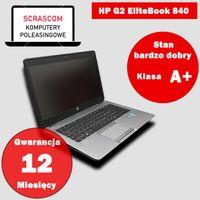 Laptop HP EliteBook G2 840 i5 8GB 240GB SSD Windows 10 GWAR 12msc A+