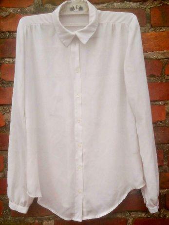 Elegancka koszulowa bluzka Mohito