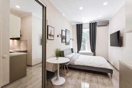 Сдам 1к новую стильную квартиру возле Дерибасовской. От хозяина