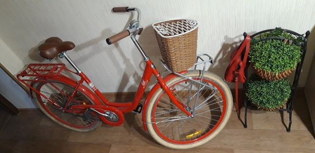 Велосипед Дорожник Lux RED