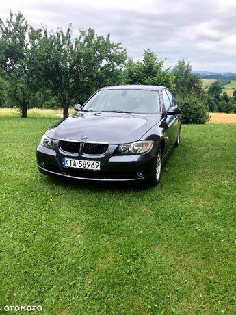 BMW Seria 3 BMW Seria 3 318i + opony zimowe