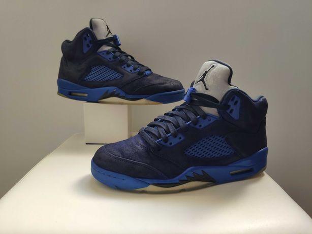 Jordan 5 Blue Suede