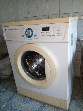 Стиральная машина, стиральная машинка, LG, WD 80160 N