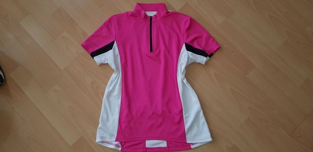 Koszulka rowerowa damska Crane TechaTez roz. 40