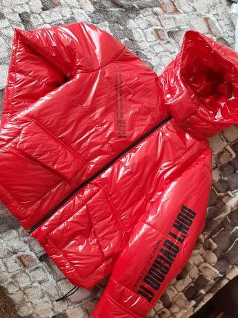 Куртка нова розмір 42-44. ціну знизила