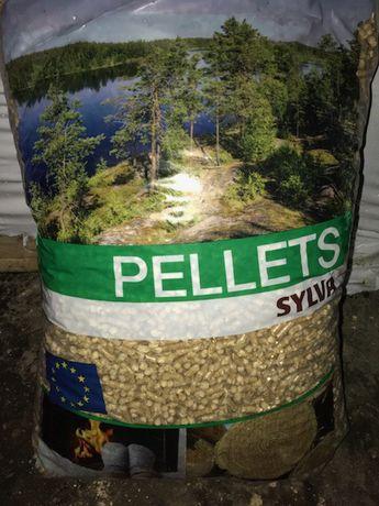 Pellet drzewny SYLVA