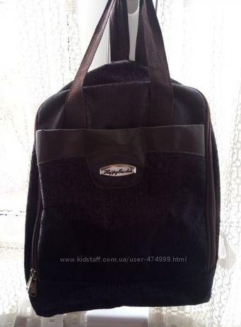 дорожная сумка-рюкзак Happy Garden