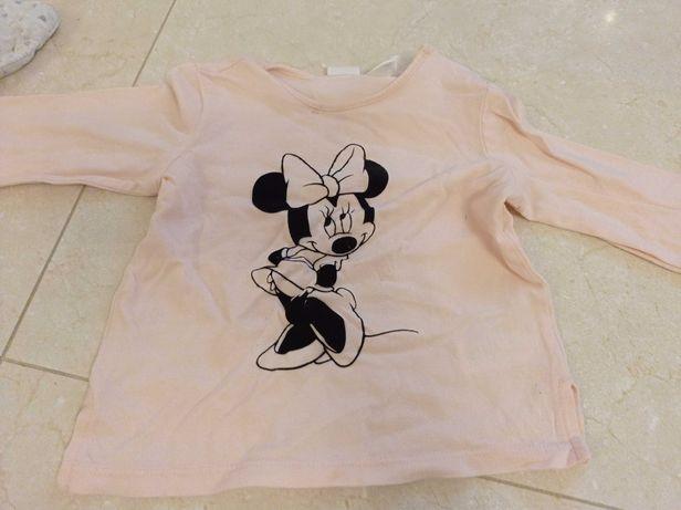 Camisola da Minnie tamanho 9-12 meses