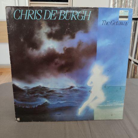 Chris de Burgh - the Getaway - stan: VG+