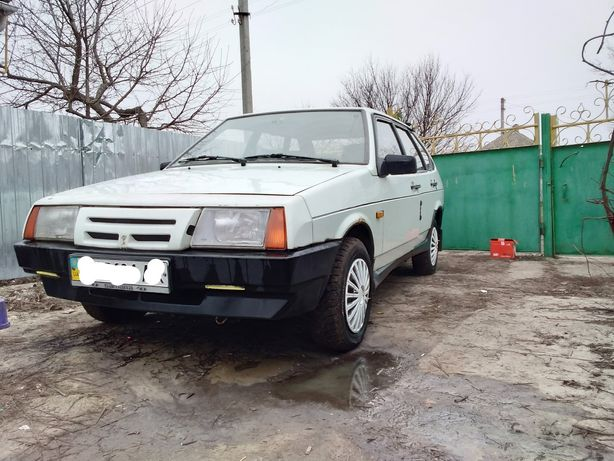 ВАЗ 2109 1991 РОКУ