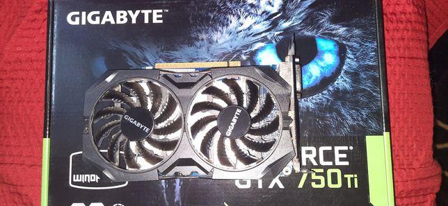 Gigabyte Geforce Gtx 750 TI 2048 GDDR5