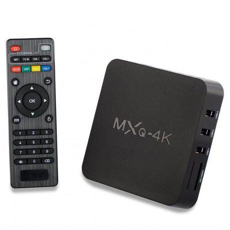 Телевизионная приставка смарт TV BOX Unit MXQ RAM 1GB андроид приставк