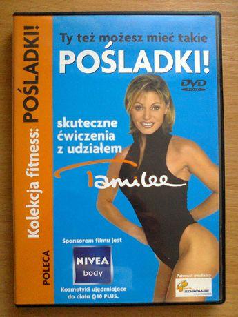 Ćwiczenia odchudzające DVD SHAPE kolekcja fitnes : na pośladki