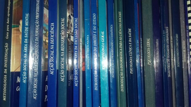 Saldo Campeão desde1E.(UM)Nunca visto Livros UniversidadeAberta outros
