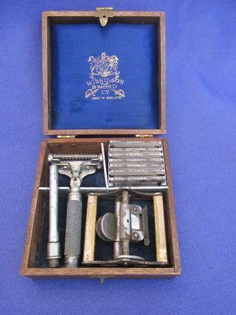 Wilkinson Sword Special. бритва безопасная Г-образная, опасная бритва