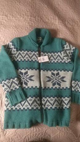 Sweter wełna 100% WOOLRICH