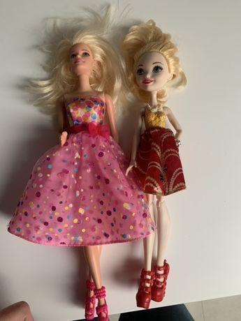 Dwie lala Barbi