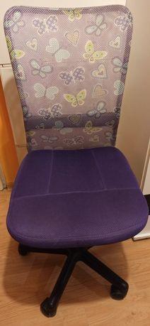 Fotel dla, dziewczynki