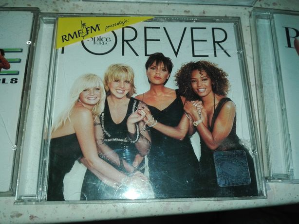 Spice Girls plyta cd album Forever/Spice