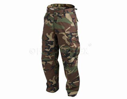 Spodnie Helikon Ripstop BDU US Woodland S
