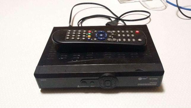 Box de Satelite ORTON HD X403P Como Nova