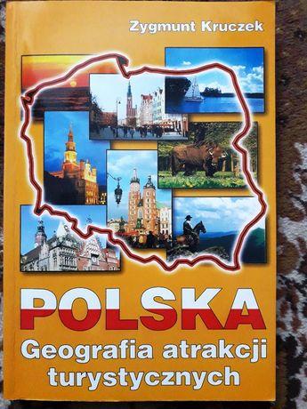 Polska. Geografia atrakcji turystycznych