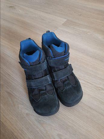Зимние ботинки Ecco р.34