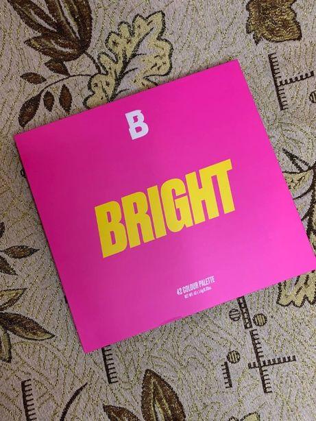 Палетка теней Beauty Bay Bright 42 цвета Оригинал