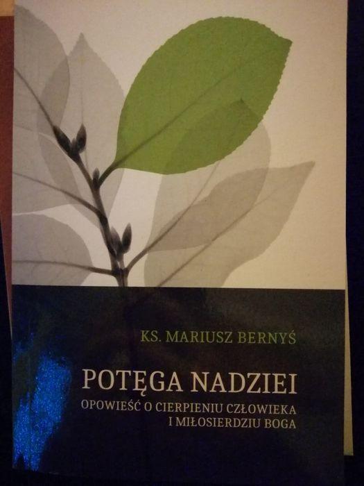 """Książka """"Potęga Nadziei"""" Lubaczów - image 1"""