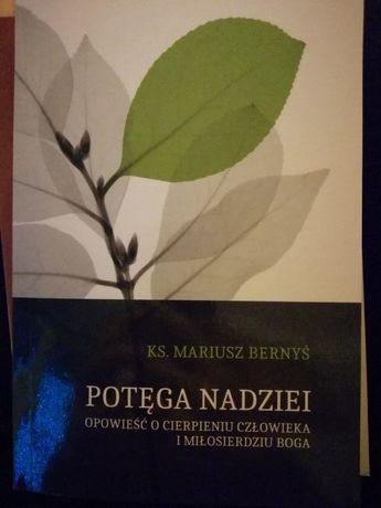 """Książka """"Potęga Nadziei"""""""