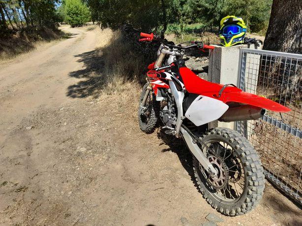Honda CRF450R 05