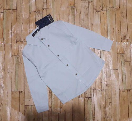 Рубашка для мальчика новая Венгрия р104