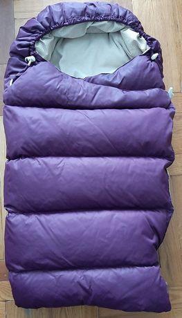 Пуховый конверт Stokke Sleeping Bag, зимний конверт, футмуф
