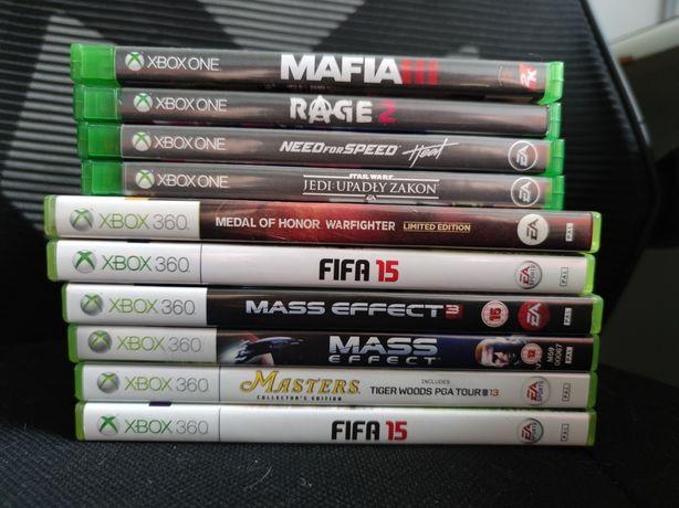 Gry na xbox 360 Xbox one series x