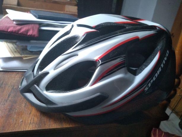 kask rowerowy Sportivo Professional tanio