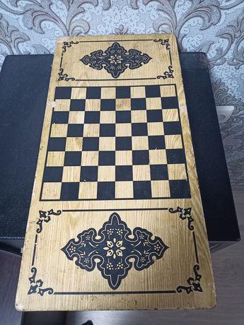 Продам нарды и шашки (2 в 1)