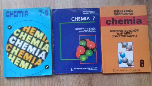 UNIKAT Chemia 8 - Kałuża, Reych