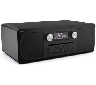 Mini wieża/głośnik z CD, bluetooth, radio FM DAB+ PURE Evoke C-D6