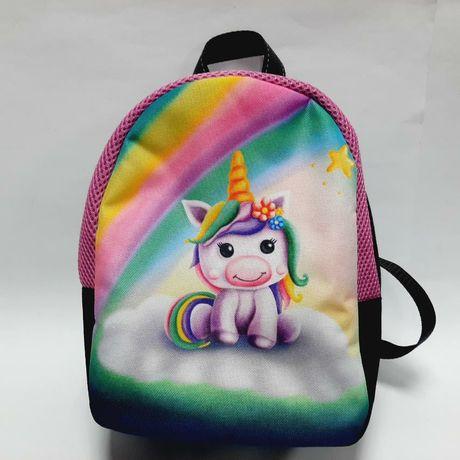Дитячий рюкзак Єдиноріжка