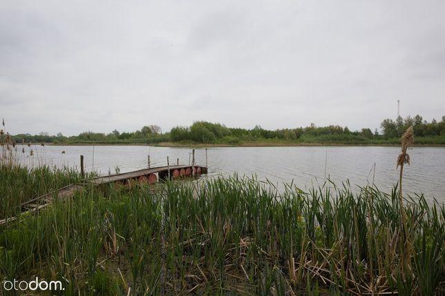 Sprzedam domek bezpośrednio nad Jeziorem Wilczyńs.